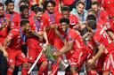Bayern München, Champions League-winnaar van vorig seizoen.