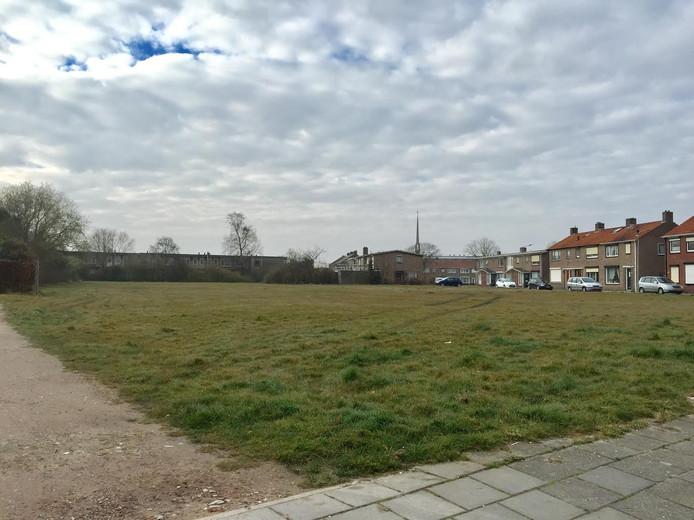 Bouwplan Oude Boogaert/Tuinstraat.