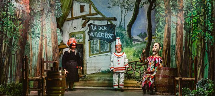 Het poppenspel van Pierke Pierlala start opnieuw op 3 oktober, maar in het Industriemuseum in plaats van op de vertrouwde zolder van het Huis van Alijn.