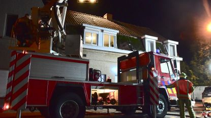 Loskaaistraat tijdje afgesloten voor bluswerken tijdens schoorsteenbrand