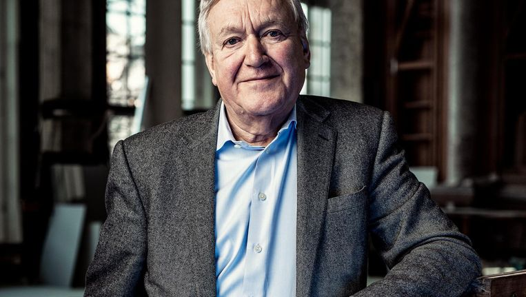 Alex Mulder Beeld Martin Dijkstra