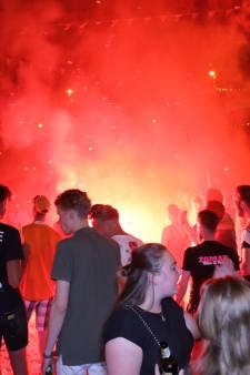 Apeldoorn viert toch weer feest op Oranjerotonde