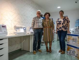 """VanDaels neemt Huis Nicole over en verhuist naar winkelpand in Oudburgstraat: """"Naaien en borduren hipper dan ooit na corona"""""""