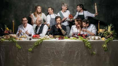 PREVIEW: gaat Sergio Herman zijn laatste avondmaal tegemoet in '2 Sterren Restaurant'?