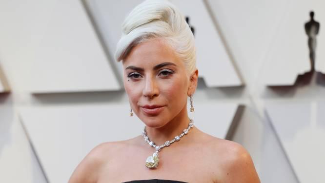 Lady Gaga speelt rol in nieuwe film Brad Pitt