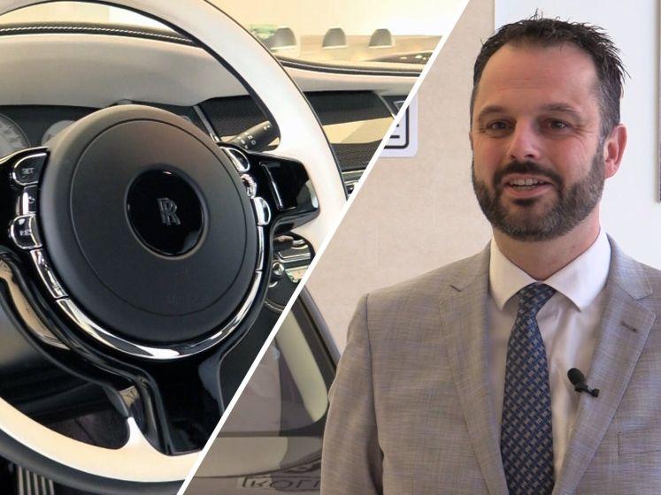 Recordverkoop Rolls Royce in eerste kwartaal 2021
