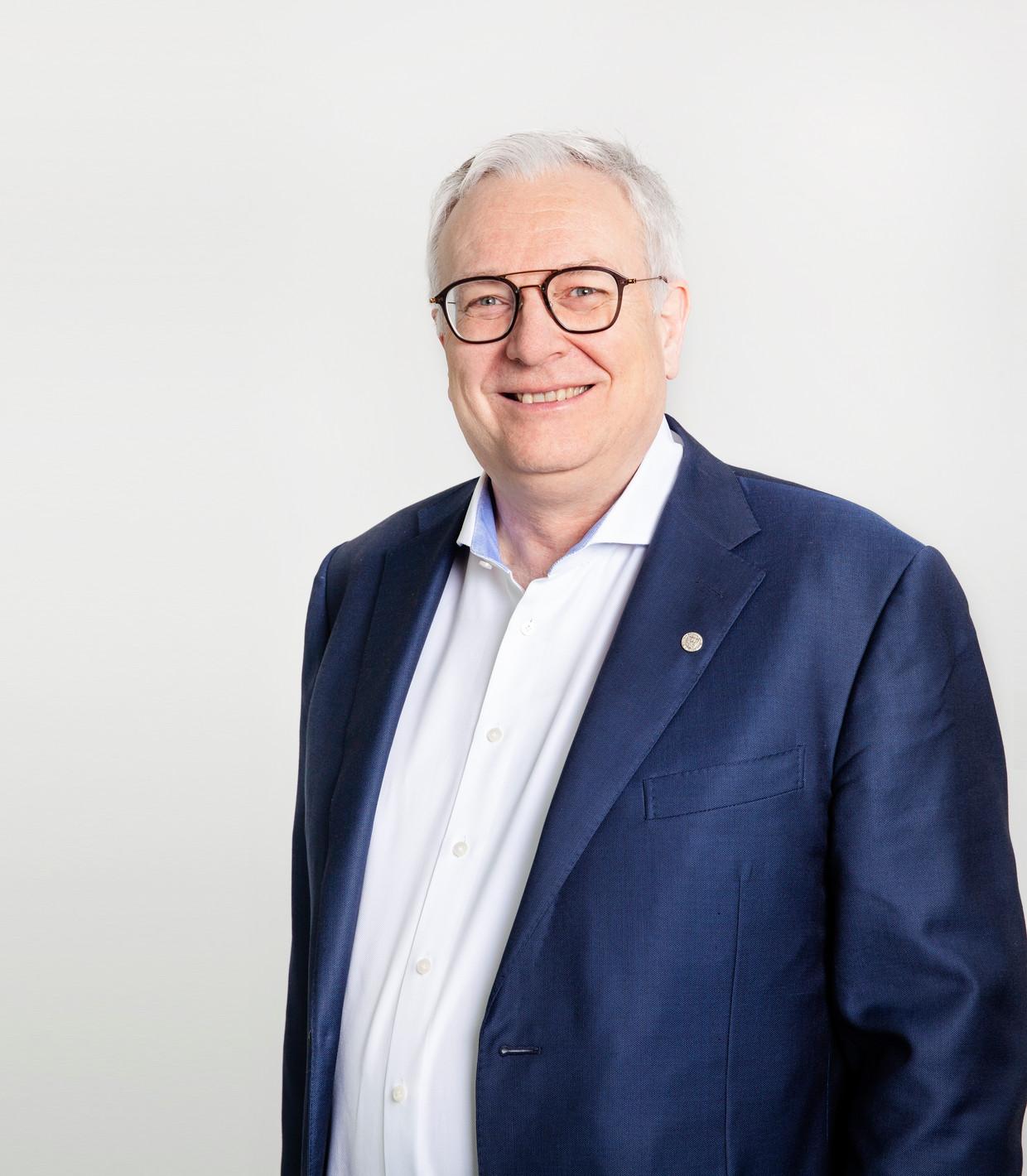 Professor Huisartsgeneeskunde Dirk Devroey.