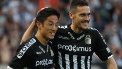 VIDEO. Charleroi is dankzij twee penalty's Beerschot Wilrijk de baas