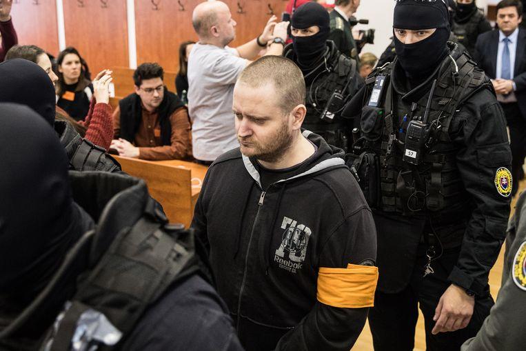 Miroslav Marcek ging onverwacht over tot bekentenissen.