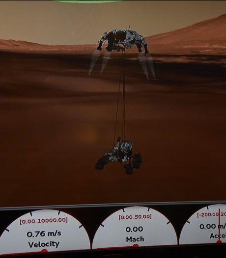 "Sur Mars, on ""amarsit"" ou on atterrit?"
