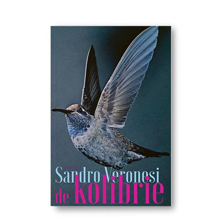 De kolibrie - Sandro Veronesi Beeld Uitgeverij Prometheus