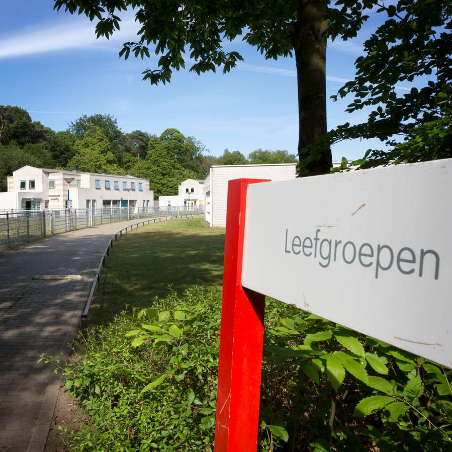 Locatie Krabbebossen van Juzt.