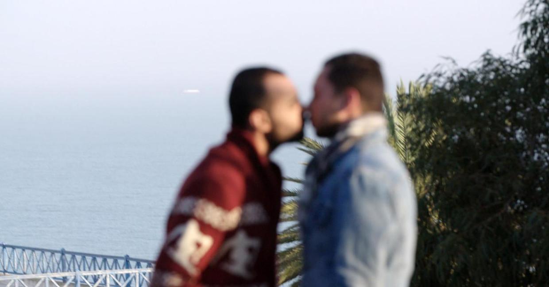 Beeld uit de documentaire 'Upon the Shadow' over een lhbti+-woongroep in Tunesië.  Beeld Nada Mezni Hafaiedh
