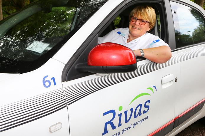 De laatste jaren werkte Anja als ambulante nachtverpleegkundige in de thuiszorg bij Rivas.