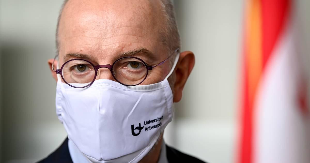 """Pierre Van Damme: """"Tous les vaccins utilisés en Belgique sont efficaces, y compris contre le variant britannique"""" - 7sur7"""