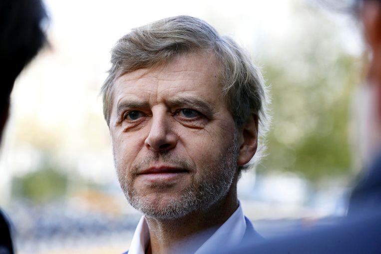 Laurent Levaux, voorzitter van Aviapartner. Beeld BELGA