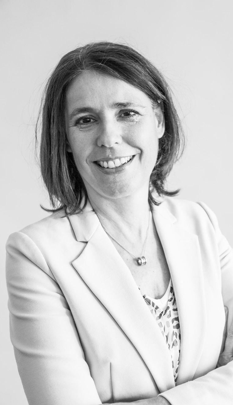 Marianne Poot vicefractievoorzitter VVD Amsterdam Beeld Van Nerum Tammy
