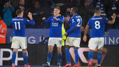 Drie spelers van Leicester vertonen symptomen van coronavirus en zijn in quarantaine geplaatst