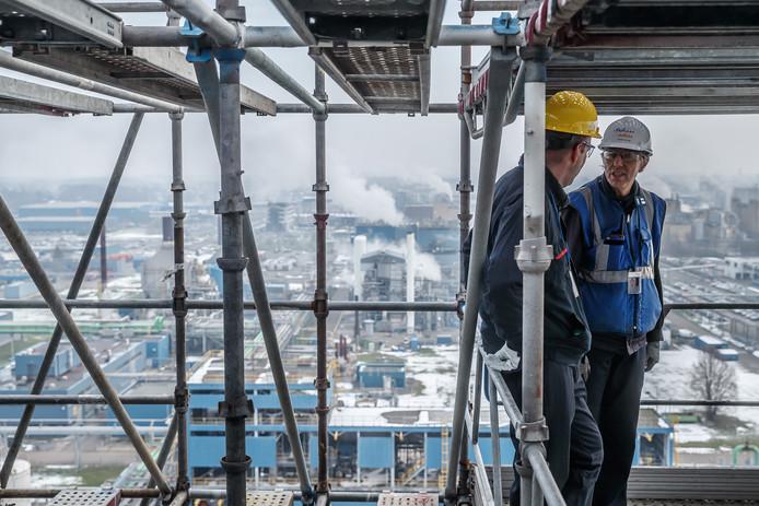Oude Fabriek Bergen Op Zoom Komt Weer In Bedrijf Sabic Doet