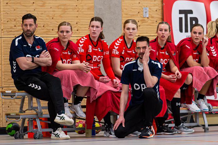 Lars Hoogeveen ziet dat Kwiek steeds beter gaat spelen, maar de overwinning blijft nog uit.