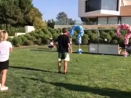 Welke ballonnen schiet Griezmann tevoorschijn?