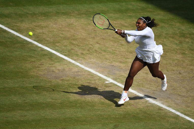 Serena Williams. Beeld Photo News
