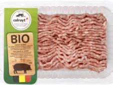 De la salmonelle dans du haché de porc