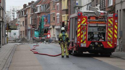 Gaslek bij wegenwerken jaagt honderdtal buurtbewoners uit huis