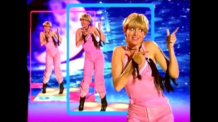 Discokraker Funkytown van Lipps Inc. werd in Het mooiste meisje van de klas gebruikt onder beelden van het Amsterdam van eind jaren zeventig. Beeld Youtube