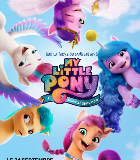 """Politique et inclusion au programme de """"My Little Pony: Nouvelle génération"""" sur Netflix"""
