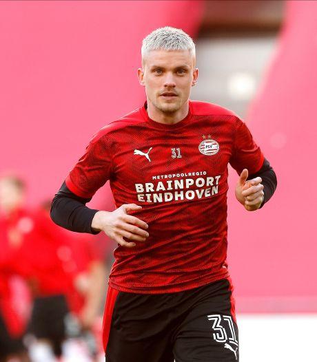 Philipp Max heeft bij PSV zijn grenzen verlegd: 'Het was ongelooflijk gaaf en misschien ook wel krankzinnig'