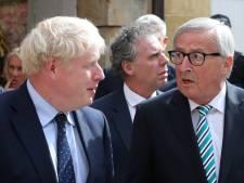 Brexit: échec de la rencontre entre Boris Johnson et Jean-Claude Juncker