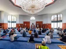 Moskee weer open voor het vrijdaggebed: 'Ik ben trots!'