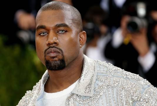 Kanye West is naast rapper ook mode-ontwerper.