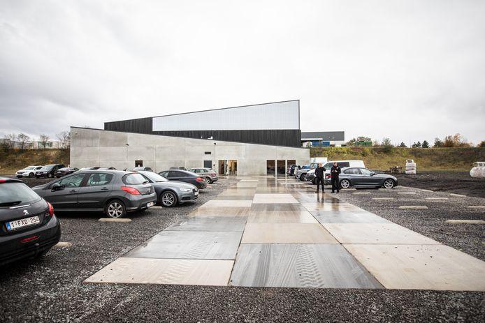 Opening nieuw gebouw PLOT Genk