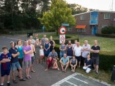 Omwonenden Brigadegebouw 't Harde willen best spoedzoekers, maar geen arbeidsmigranten in hun straat