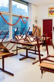 Eenderde van de basisscholen in de Liemers omarmt staking