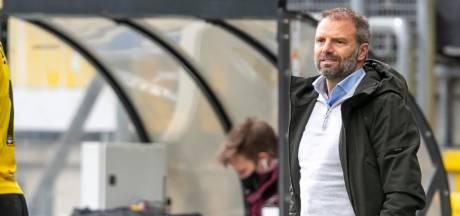NAC plaatst trainer Steijn na ophef alsnog in quarantaine