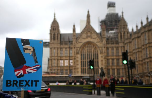Brexit: een oefening 'in eigen voet schieten'?