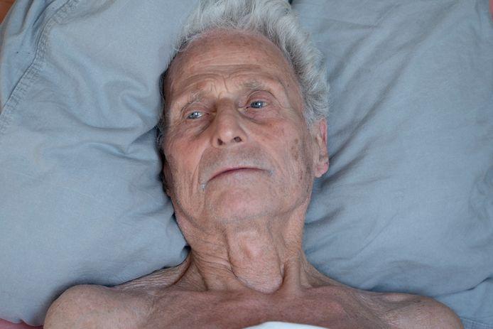 Scène uit de documentaire '13 dagen' van Gijs Haak.