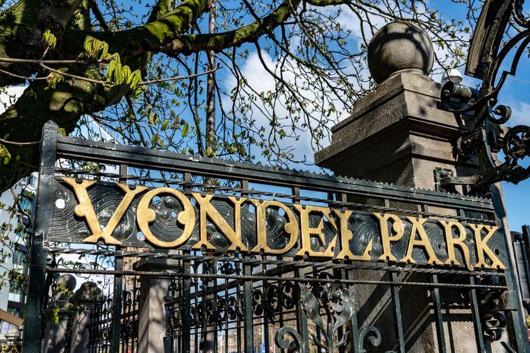 Een jogger werd dinsdagavond laat aangevallen in het Vondelpark. Beeld Getty Images/iStockphoto