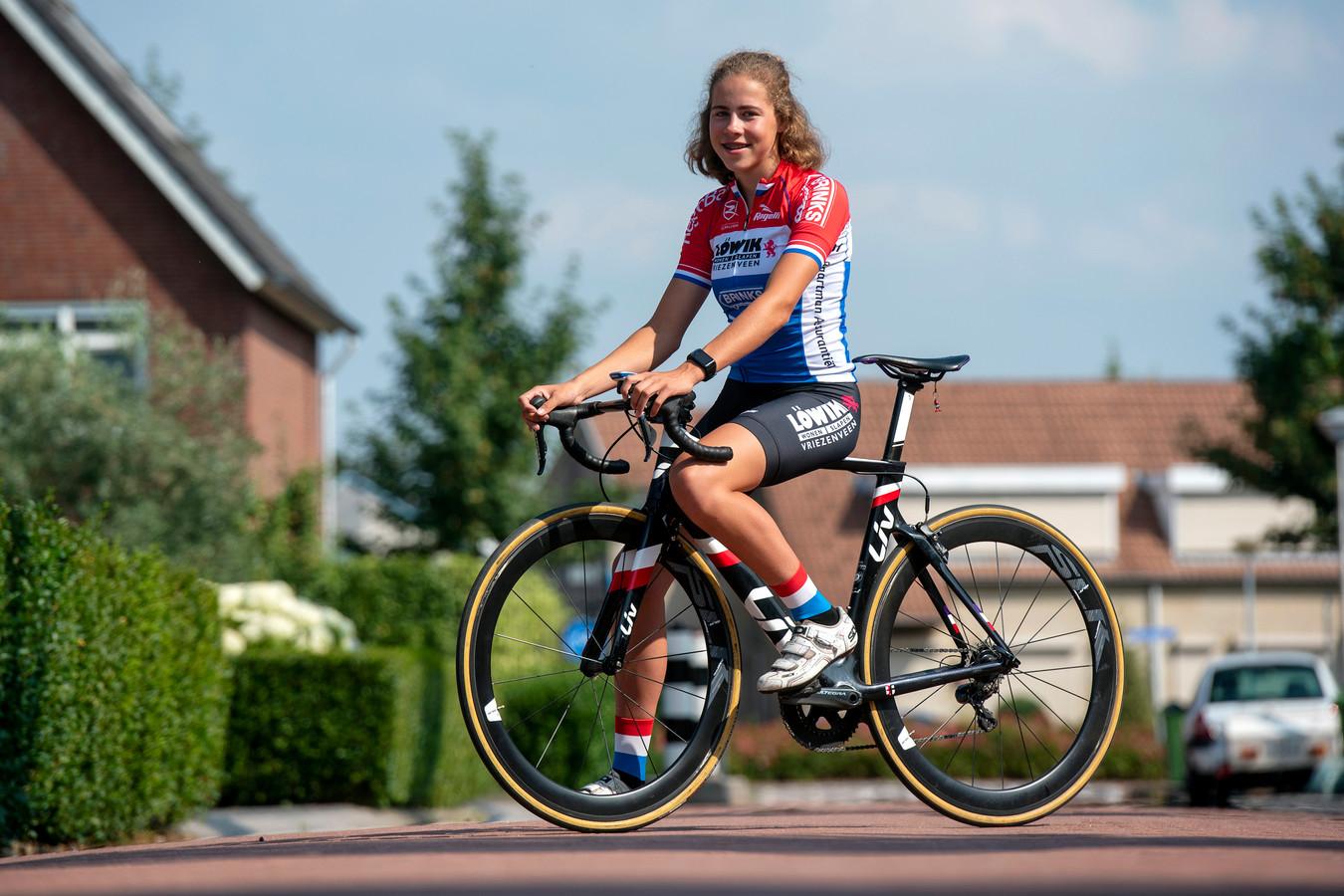 """Sofie van Rooijen: ,,Froome vind ik niet veel aan, Dumoulin wel en vooral Sagan."""""""