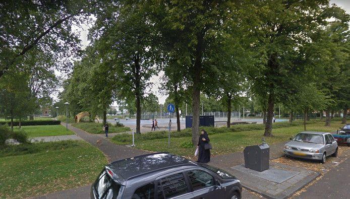 Marco Pololaan, Kanaleneiland, Utrecht.