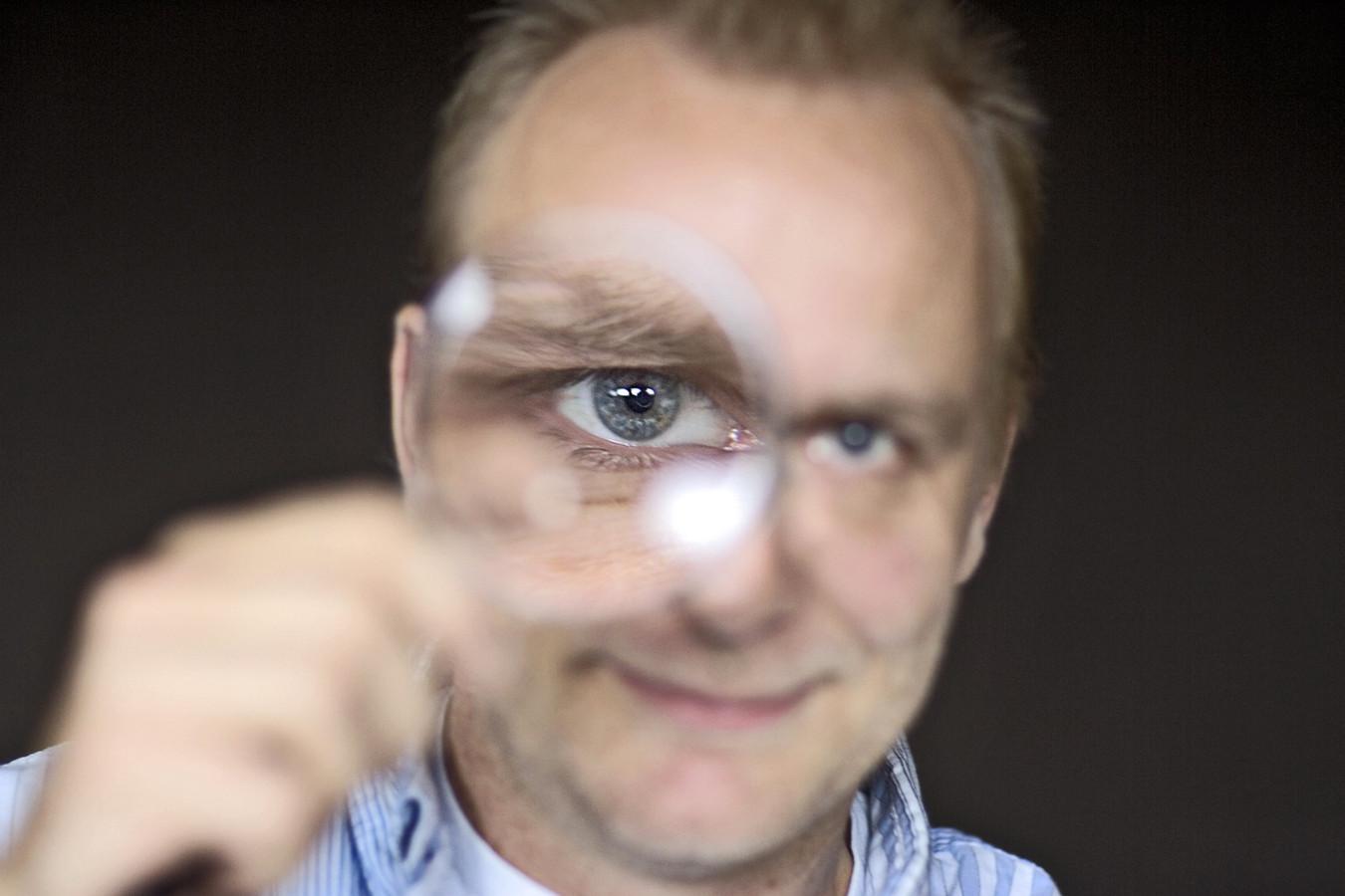 f7056271ef7245 Maarten Frens is hersenonderzoeker bij het Erasmus MC in Rotterdam.