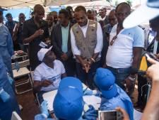 Ebolapreventie rond Congo wordt versneld