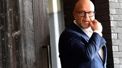 """Bart Verhaeghe stopt als ondervoorzitter voetbalbond: """"Mijn job zit erop"""""""
