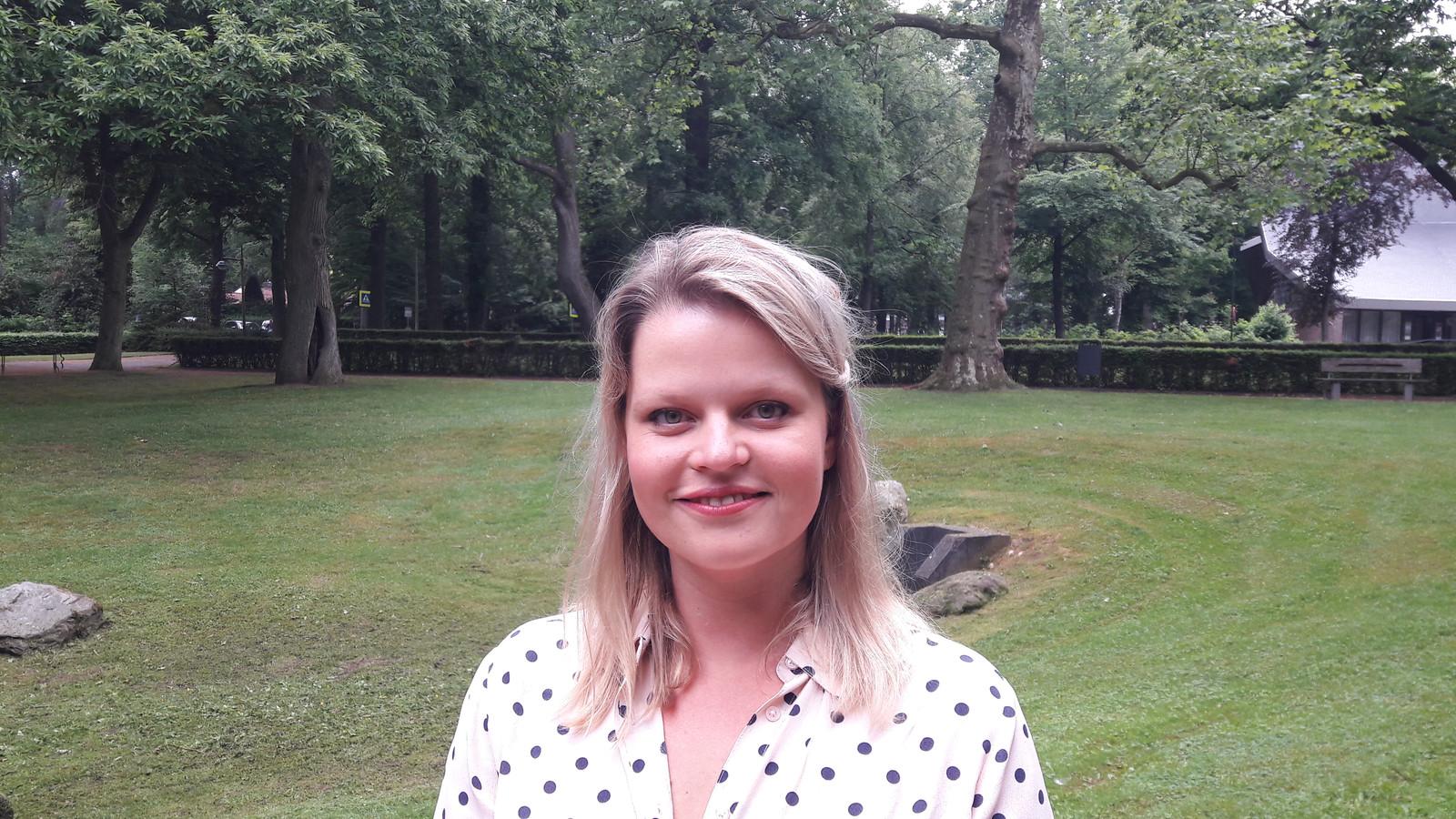 Marinka Mulder, de beoogde wethouder voor de PvdA.
