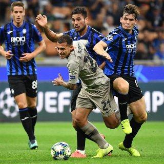 Kwartfinalist Atalanta Bergamo is de publiekslieveling van de Champions League