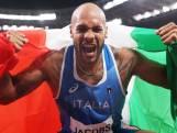 Sensationele sprintzege Jacobs op 100 meter: 'Hier heb ik sinds mijn kinderjaren van gedroomd'