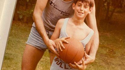 """Pieter Loridon rouwt om overleden vader en basketkampioen John: """"Ik hoop dat ik je fier gemaakt heb"""""""